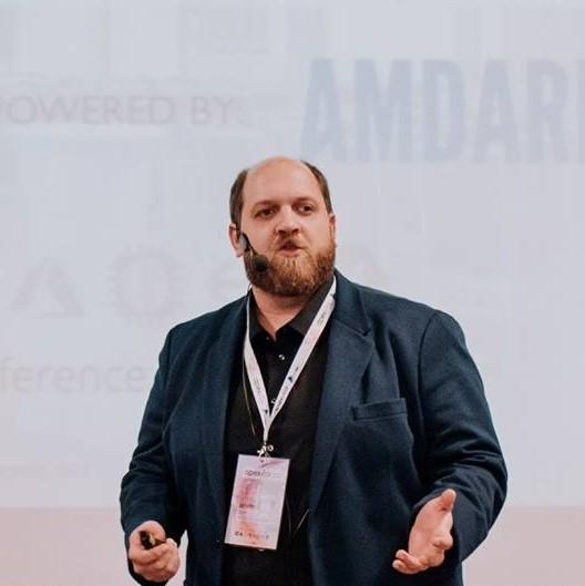 Speaking engagements - danpatrascu com